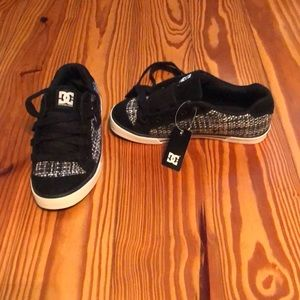 NWT's DC sneakers size 7W